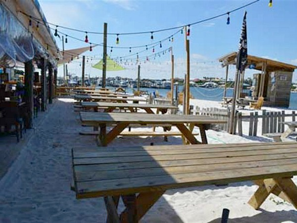 Flora-Bama Yacht Club in Perdido Key Florida