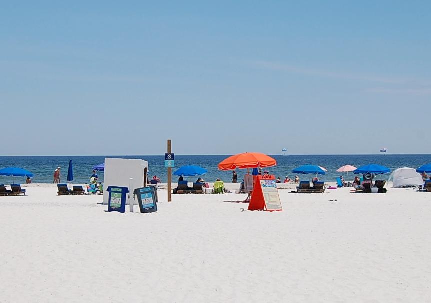 Castaways 3A Condo rental in Castaways Gulf Shores in Gulf Shores Alabama - #31