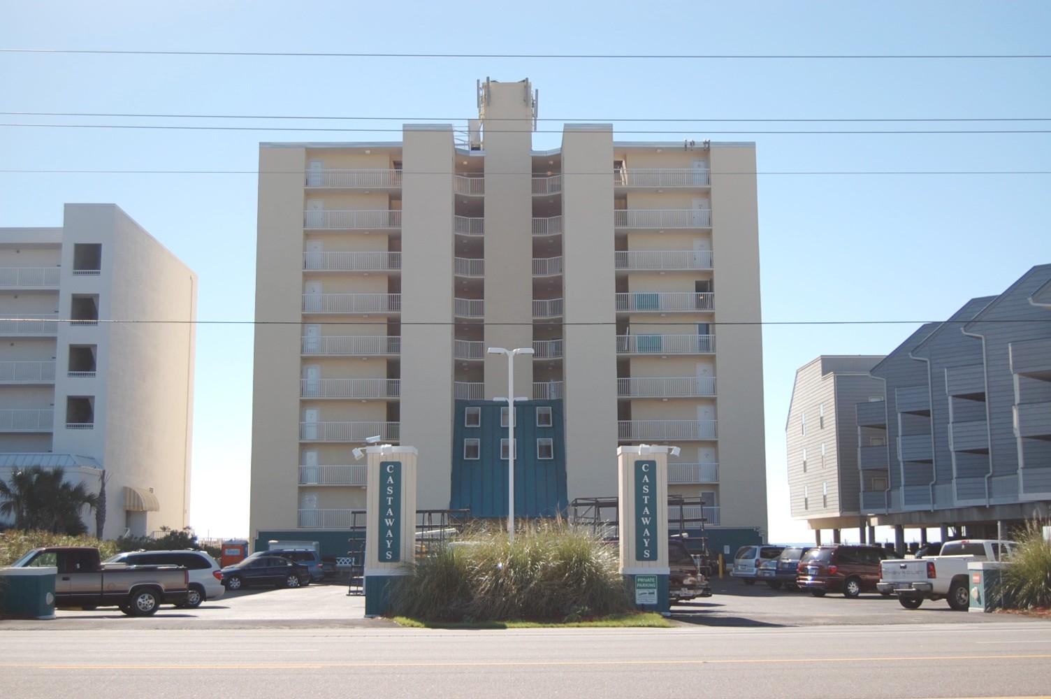 Castaways 3B Condo rental in Castaways Gulf Shores in Gulf Shores Alabama - #2