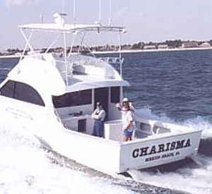 Charisma in Mexico Beach Florida