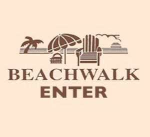 Beachwalk in Mexico Beach Florida