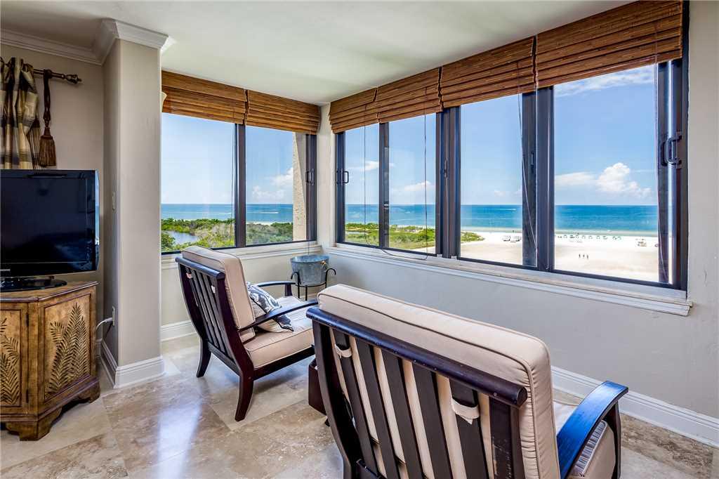 Sandarac 708A 2 Bedrooms Heated Pool Gulf Front WIFI Sleeps 6 Condo rental in Sandarac in Fort Myers Beach Florida - #1