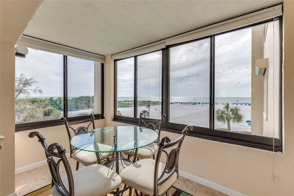 Sandarac A409 2 Bedrooms Elevator Gulf Front Heated Pool Sleeps 4 Condo rental in Sandarac in Fort Myers Beach Florida - #1
