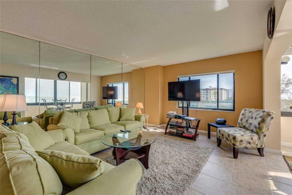 Sandarac A409 2 Bedrooms Elevator Gulf Front Heated Pool Sleeps 4 Condo rental in Sandarac in Fort Myers Beach Florida - #2