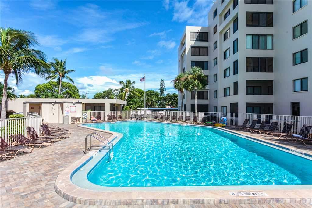 Sandarac A409 2 Bedrooms Elevator Gulf Front Heated Pool Sleeps 4 Condo rental in Sandarac in Fort Myers Beach Florida - #3