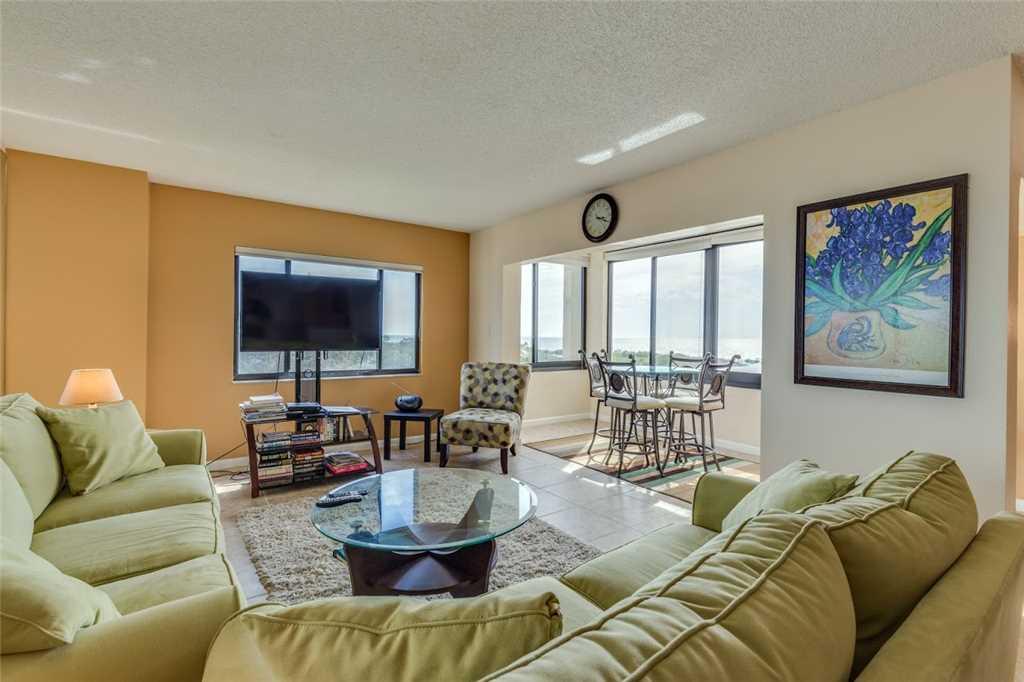 Sandarac A409 2 Bedrooms Elevator Gulf Front Heated Pool Sleeps 4 Condo rental in Sandarac in Fort Myers Beach Florida - #6