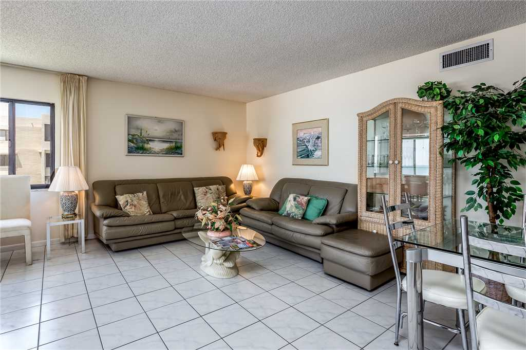 Sandarac A702 Elevator 3 Bedrooms Gulf Front Heated Pool Sleeps 6 Condo rental in Sandarac in Fort Myers Beach Florida - #1