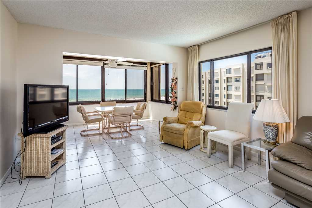 Sandarac A702 Elevator 3 Bedrooms Gulf Front Heated Pool Sleeps 6 Condo rental in Sandarac in Fort Myers Beach Florida - #3