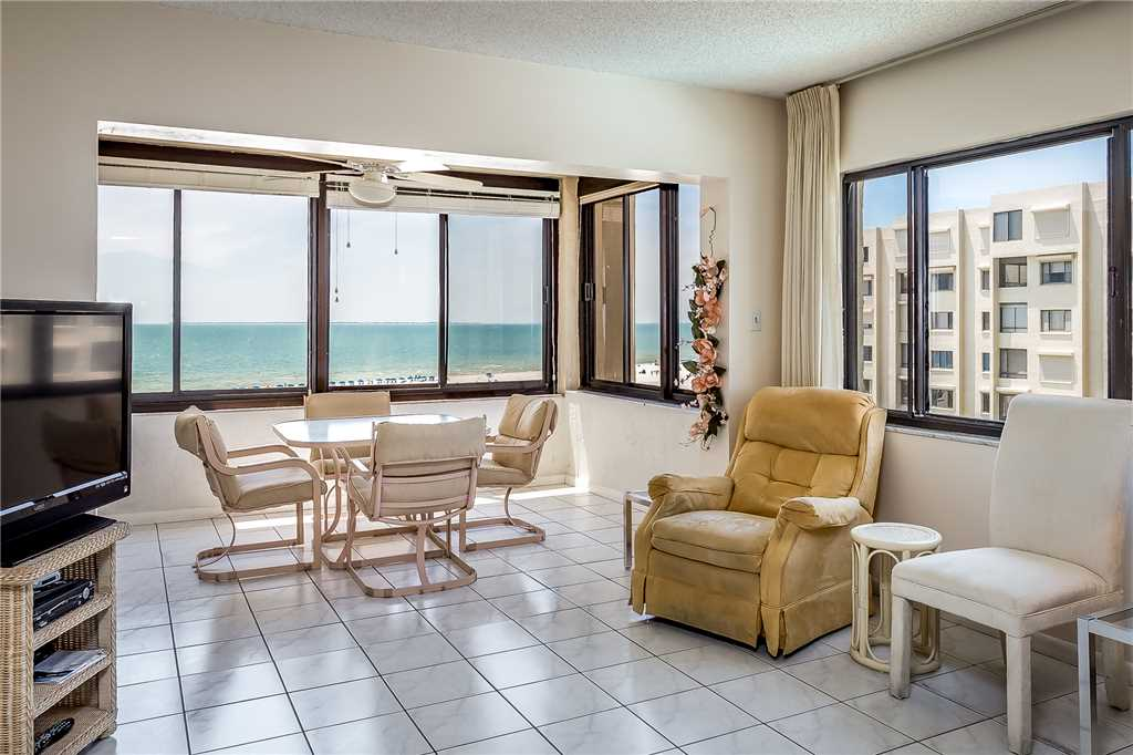 Sandarac A702 Elevator 3 Bedrooms Gulf Front Heated Pool Sleeps 6 Condo rental in Sandarac in Fort Myers Beach Florida - #4