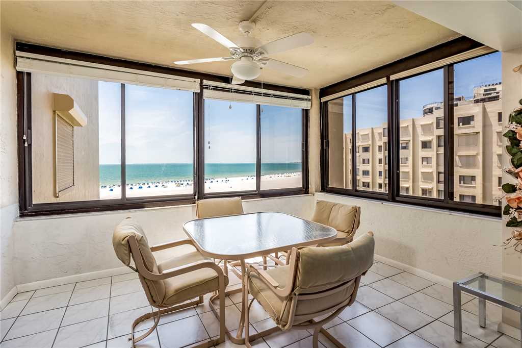 Sandarac A702 Elevator 3 Bedrooms Gulf Front Heated Pool Sleeps 6 Condo rental in Sandarac in Fort Myers Beach Florida - #5