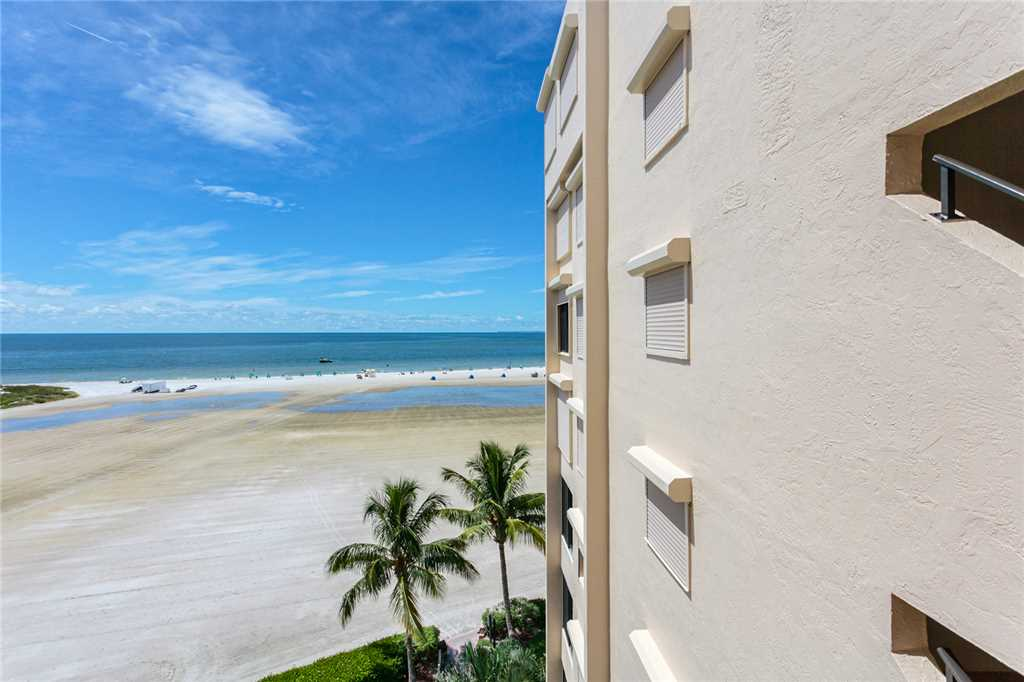 Sandarac A702 Elevator 3 Bedrooms Gulf Front Heated Pool Sleeps 6 Condo rental in Sandarac in Fort Myers Beach Florida - #19