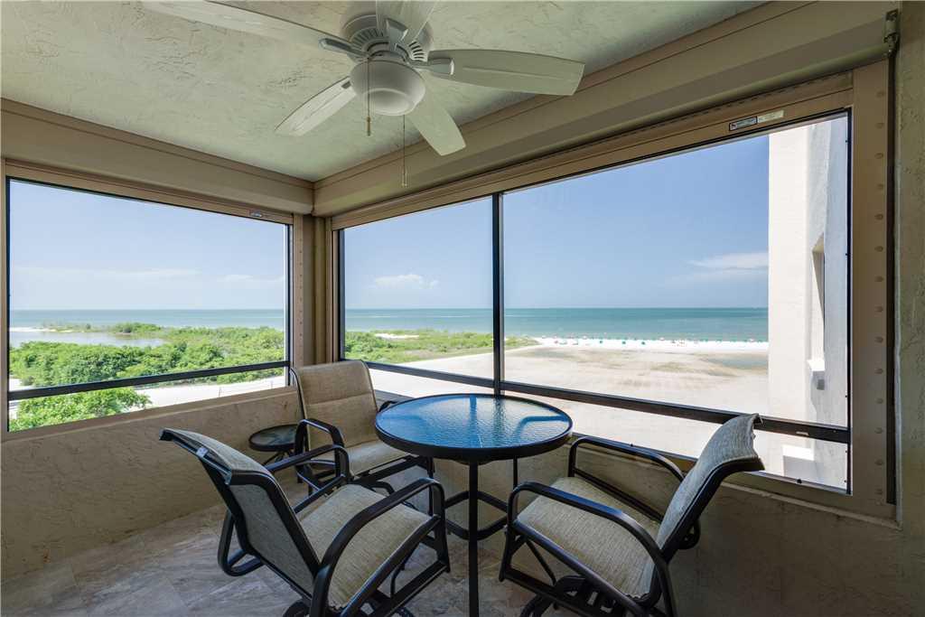 Sandarac A709 2 BedroomsSleeps 5 Gulf Front Elevator Heated Pool Condo rental in Sandarac in Fort Myers Beach Florida - #1