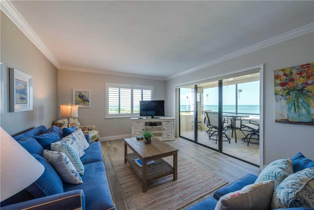 Sandarac A709 2 BedroomsSleeps 5 Gulf Front Elevator Heated Pool Condo rental in Sandarac in Fort Myers Beach Florida - #2