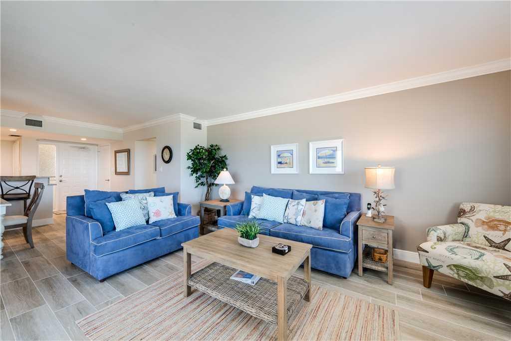 Sandarac A709 2 BedroomsSleeps 5 Gulf Front Elevator Heated Pool Condo rental in Sandarac in Fort Myers Beach Florida - #5
