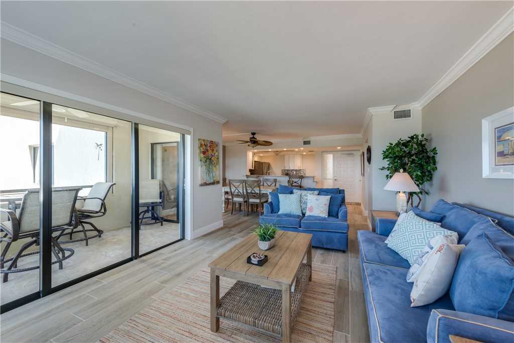 Sandarac A709 2 BedroomsSleeps 5 Gulf Front Elevator Heated Pool Condo rental in Sandarac in Fort Myers Beach Florida - #6