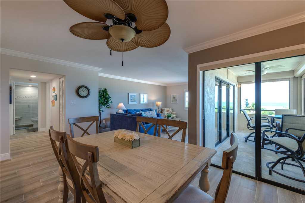 Sandarac A709 2 BedroomsSleeps 5 Gulf Front Elevator Heated Pool Condo rental in Sandarac in Fort Myers Beach Florida - #7