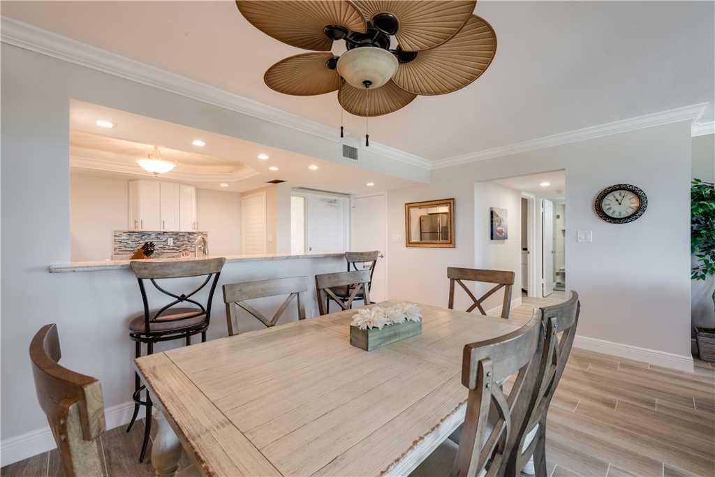 Sandarac A709 2 BedroomsSleeps 5 Gulf Front Elevator Heated Pool Condo rental in Sandarac in Fort Myers Beach Florida - #8