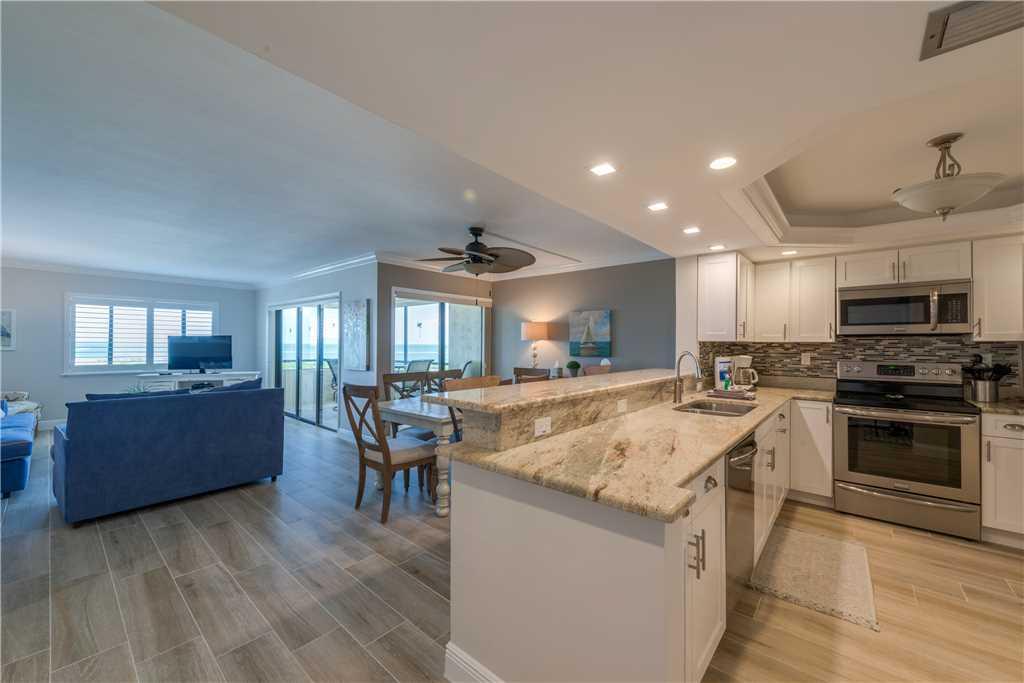 Sandarac A709 2 BedroomsSleeps 5 Gulf Front Elevator Heated Pool Condo rental in Sandarac in Fort Myers Beach Florida - #9
