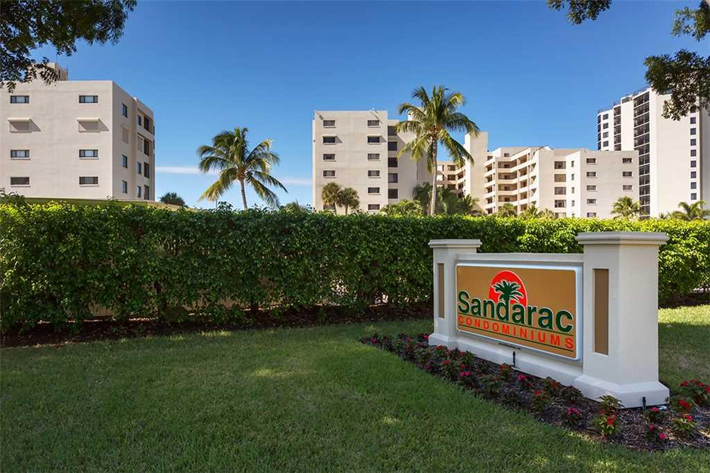 Sandarac A709 2 BedroomsSleeps 5 Gulf Front Elevator Heated Pool Condo rental in Sandarac in Fort Myers Beach Florida - #30