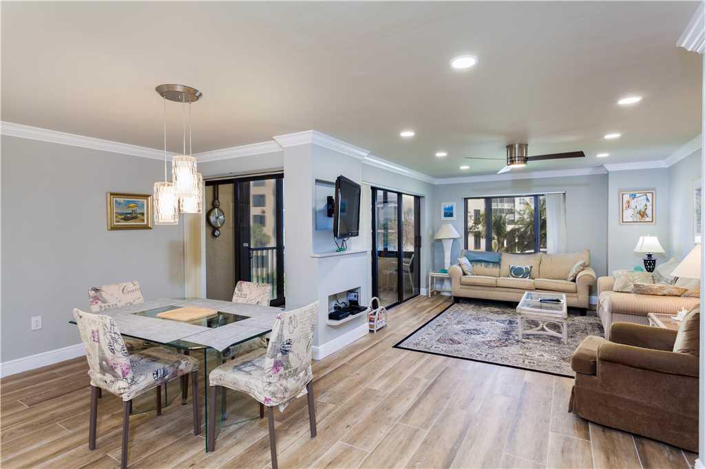 Sandarac B304 2 Bedrooms Gulf Front Elevator Heated Pool Sleeps 6 Condo rental in Sandarac in Fort Myers Beach Florida - #3