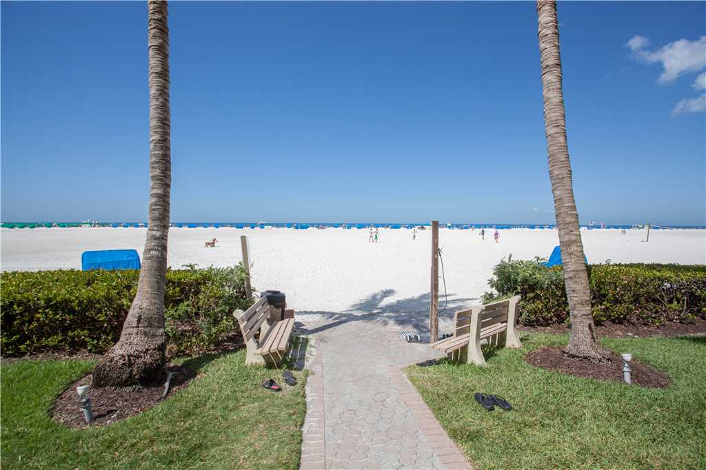 Sandarac B304 2 Bedrooms Gulf Front Elevator Heated Pool Sleeps 6 Condo rental in Sandarac in Fort Myers Beach Florida - #18