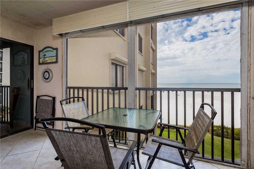 Sandarac B503 2 Bedrooms Gulf Front Elevator Pool WiFi Sleeps 4 Condo rental in Sandarac in Fort Myers Beach Florida - #1
