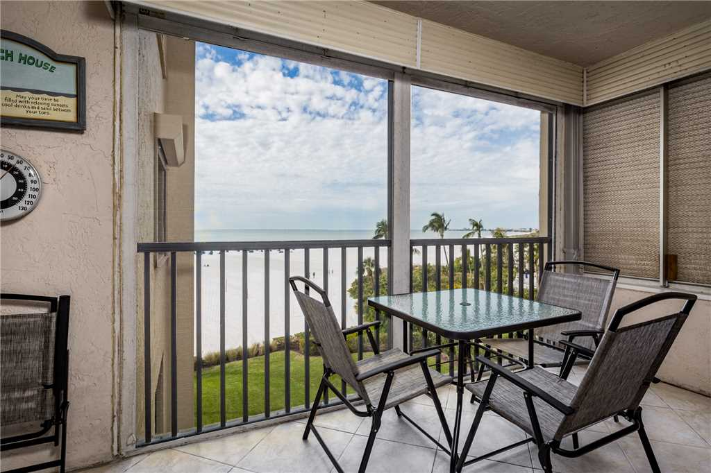 Sandarac B503 2 Bedrooms Gulf Front Elevator Pool WiFi Sleeps 4 Condo rental in Sandarac in Fort Myers Beach Florida - #17