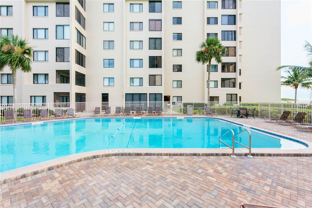 Sandarac B609 2 Bedrooms Gulf Front Elevator Heated Pool Sleeps 4 Condo rental in Sandarac in Fort Myers Beach Florida - #11