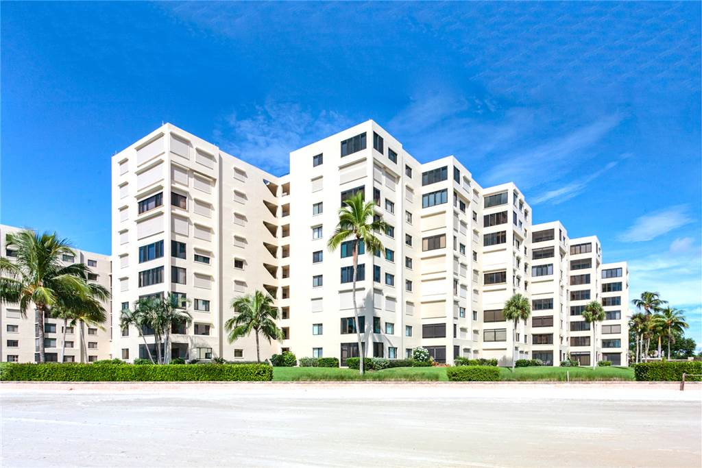 Sandarac B609 2 Bedrooms Gulf Front Elevator Heated Pool Sleeps 4 Condo rental in Sandarac in Fort Myers Beach Florida - #12