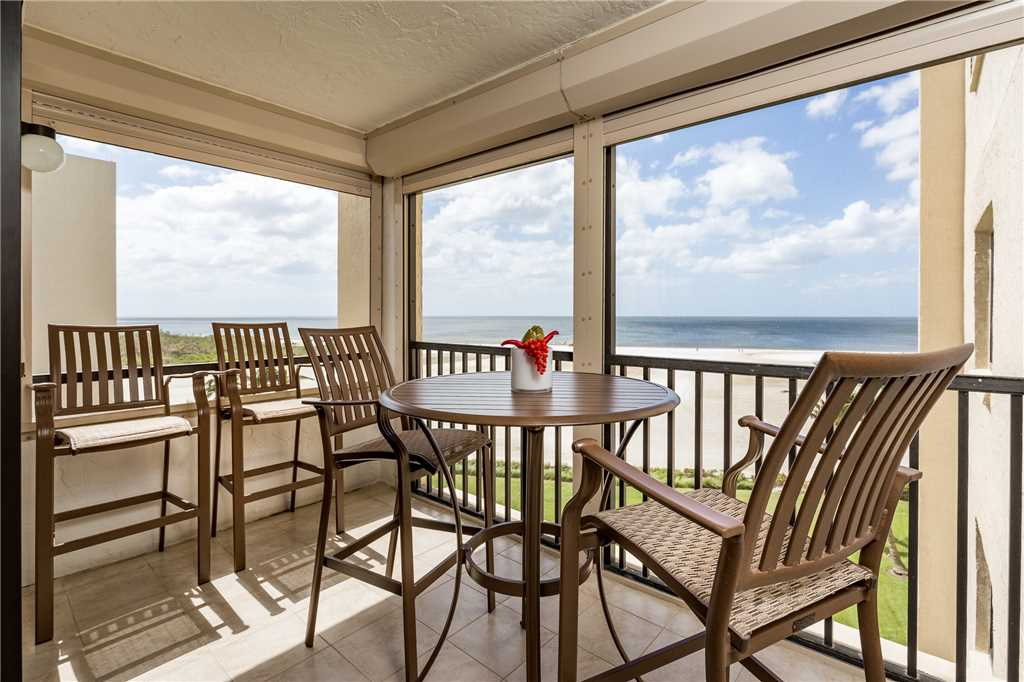 Sandarac B610 2 Bedrooms Pool Access Beach Front Sleeps 4 Condo rental in Sandarac in Fort Myers Beach Florida - #1