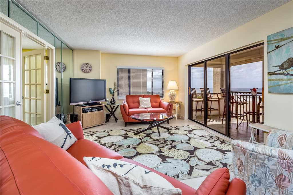 Sandarac B610 2 Bedrooms Pool Access Beach Front Sleeps 4 Condo rental in Sandarac in Fort Myers Beach Florida - #2