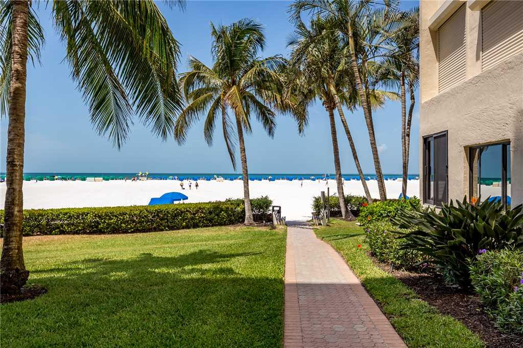 Sandarac B610 2 Bedrooms Pool Access Beach Front Sleeps 4 Condo rental in Sandarac in Fort Myers Beach Florida - #25