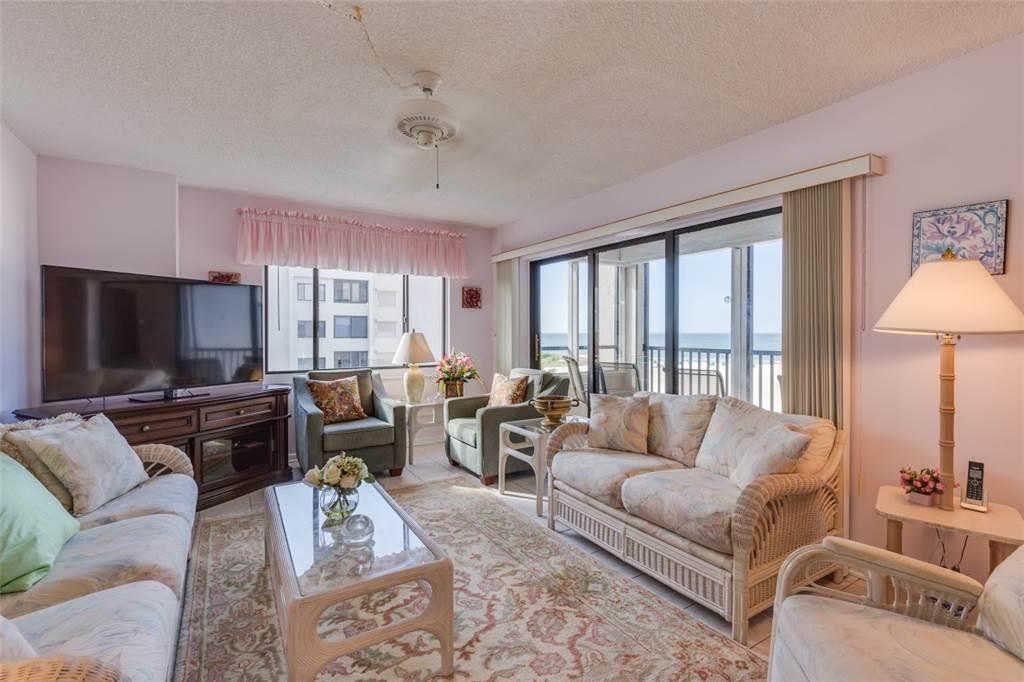 Sandarac B611 2 Bedrooms Gulf Front Elevator Heated Pool Sleeps 6 Condo rental in Sandarac in Fort Myers Beach Florida - #3