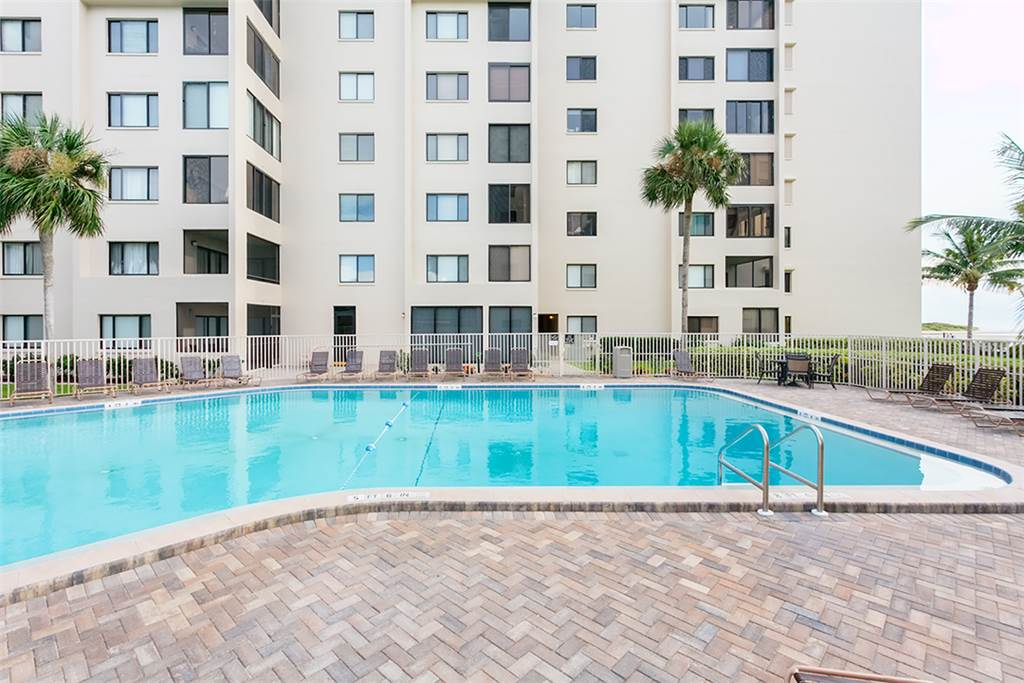 Sandarac B611 2 Bedrooms Gulf Front Elevator Heated Pool Sleeps 6 Condo rental in Sandarac in Fort Myers Beach Florida - #15