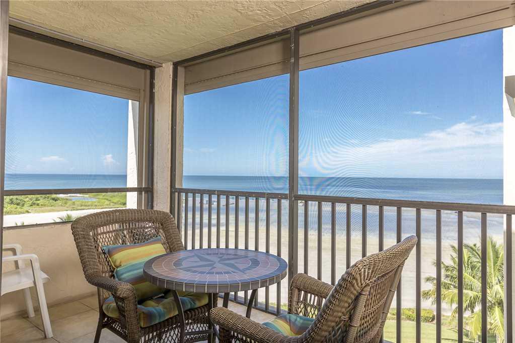 Sandarac B710 2 Bedrooms Gulf Front Elevator Heated Pool Sleeps 6 Condo rental in Sandarac in Fort Myers Beach Florida - #1