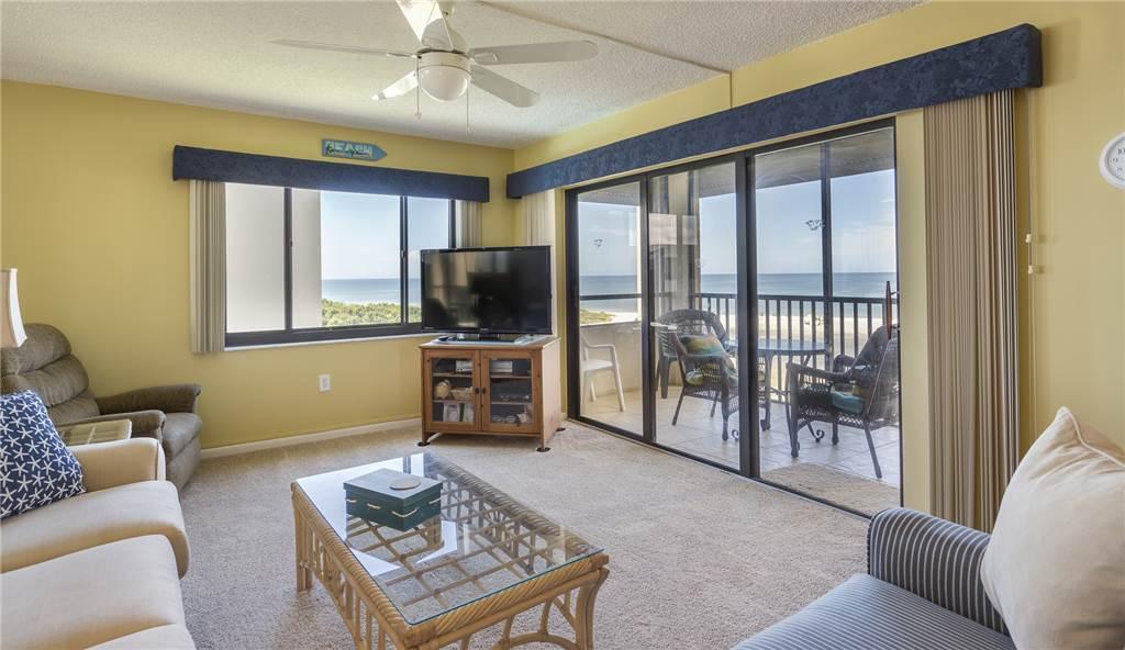 Sandarac B710 2 Bedrooms Gulf Front Elevator Heated Pool Sleeps 6 Condo rental in Sandarac in Fort Myers Beach Florida - #2