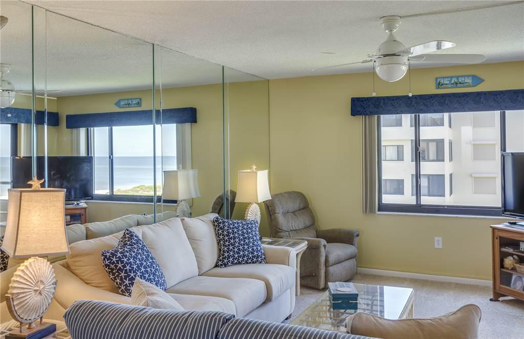 Sandarac B710 2 Bedrooms Gulf Front Elevator Heated Pool Sleeps 6 Condo rental in Sandarac in Fort Myers Beach Florida - #3