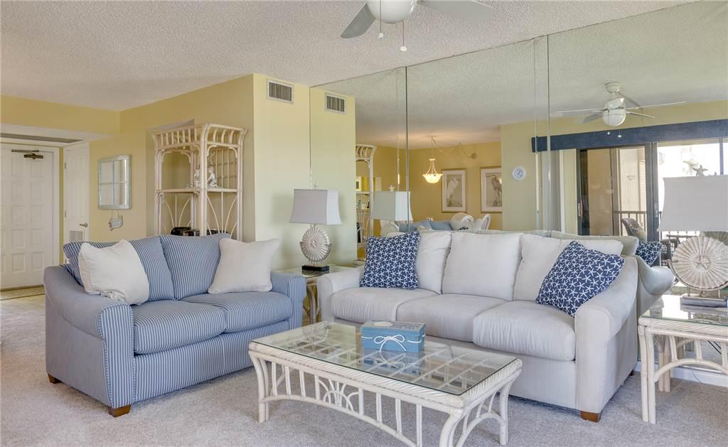 Sandarac B710 2 Bedrooms Gulf Front Elevator Heated Pool Sleeps 6 Condo rental in Sandarac in Fort Myers Beach Florida - #5