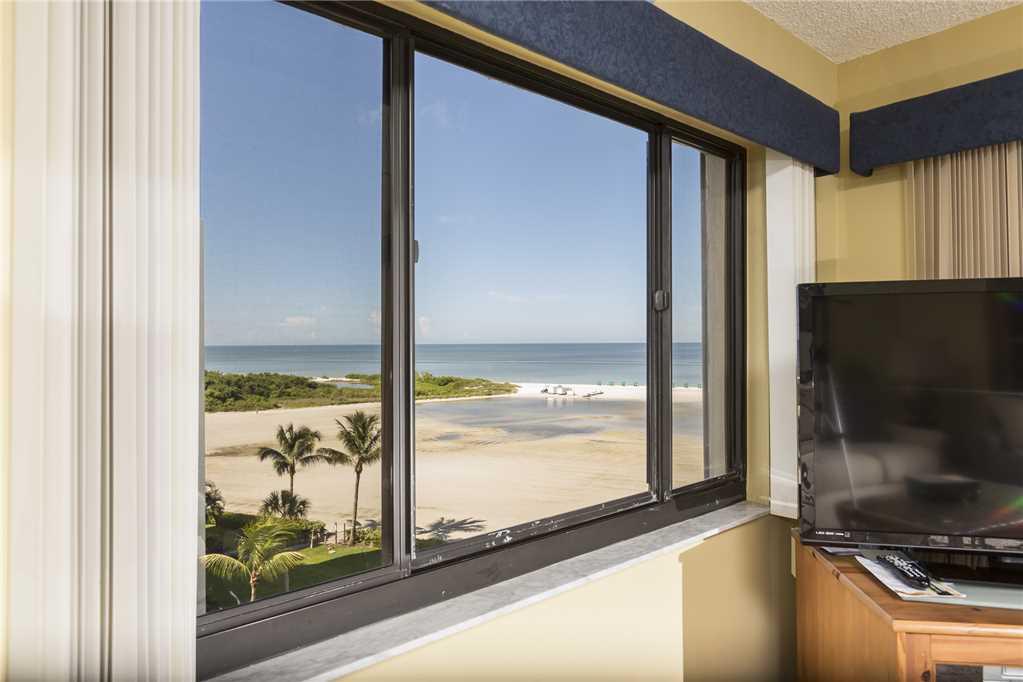 Sandarac B710 2 Bedrooms Gulf Front Elevator Heated Pool Sleeps 6 Condo rental in Sandarac in Fort Myers Beach Florida - #10