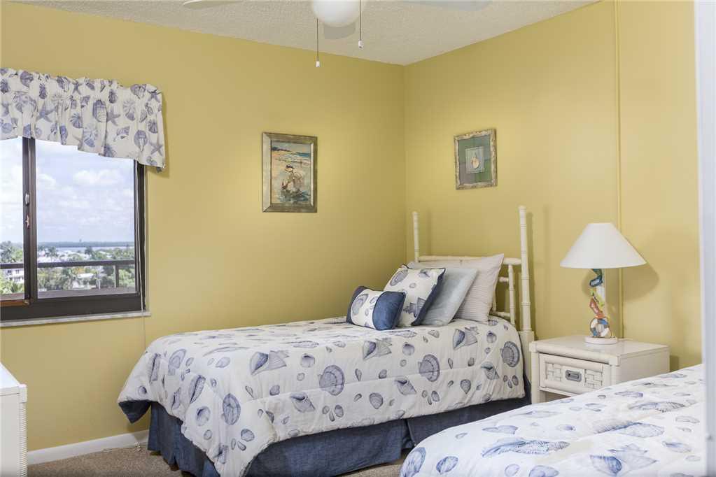 Sandarac B710 2 Bedrooms Gulf Front Elevator Heated Pool Sleeps 6 Condo rental in Sandarac in Fort Myers Beach Florida - #12