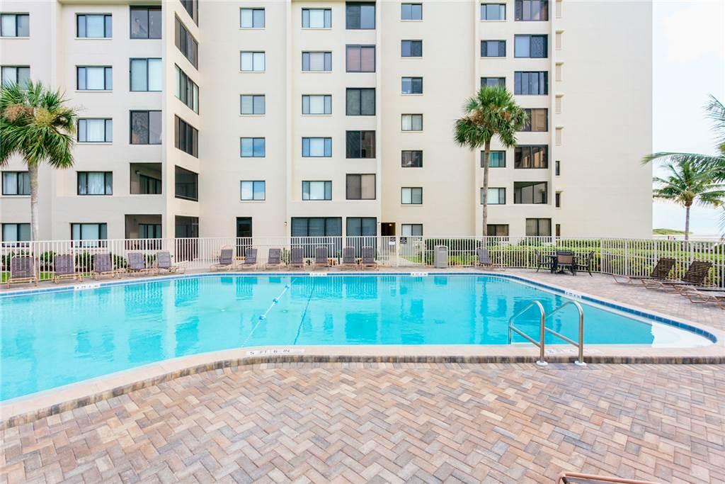 Sandarac B710 2 Bedrooms Gulf Front Elevator Heated Pool Sleeps 6 Condo rental in Sandarac in Fort Myers Beach Florida - #18