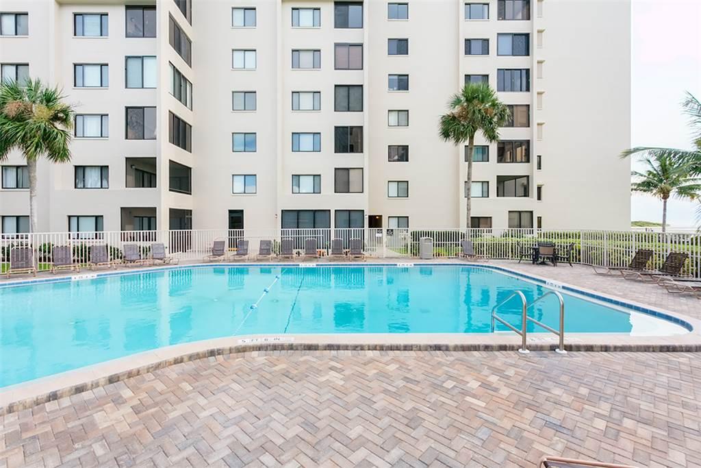 Sandarac B710 2 Bedrooms Gulf Front Elevator Heated Pool Sleeps 6 Condo rental in Sandarac in Fort Myers Beach Florida - #23
