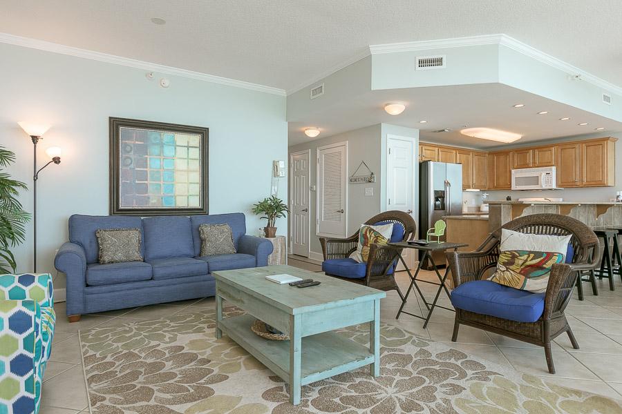 Sanibel #1105 Condo rental in Sanibel Gulf Shores in Gulf Shores Alabama - #2