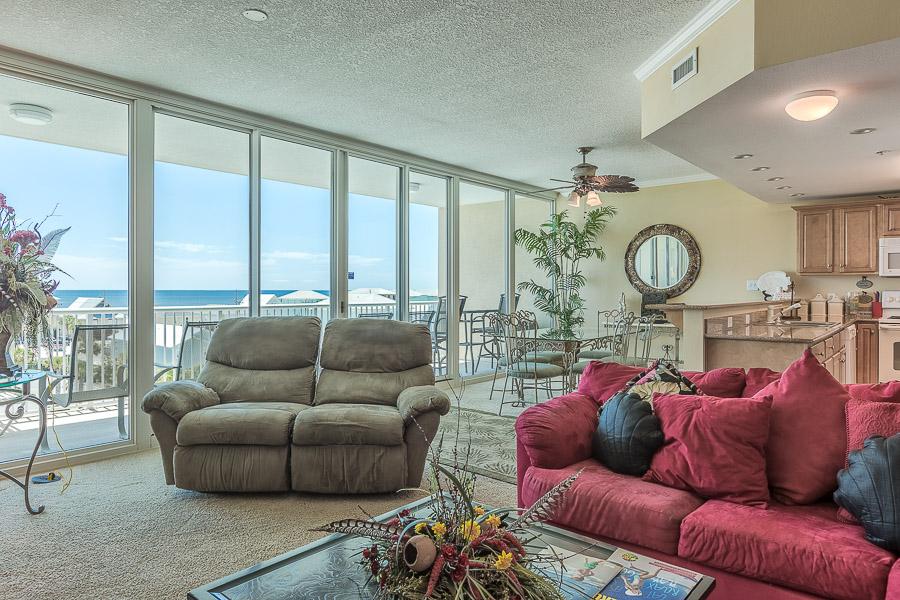 Sanibel #402 Condo rental in Sanibel Gulf Shores in Gulf Shores Alabama - #3