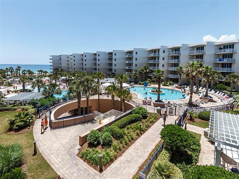 Waterscape A418 Condo rental in Waterscape Condo Rentals in Fort Walton Beach Florida - #1
