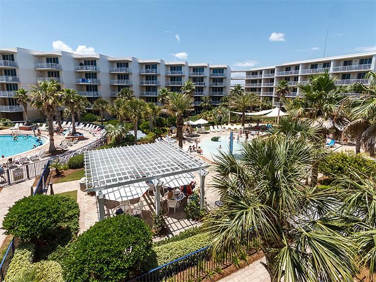 Waterscape A418 Condo rental in Waterscape Condo Rentals in Fort Walton Beach Florida - #3