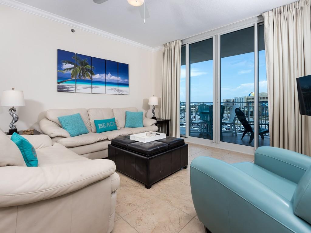 Waterscape A523 Condo rental in Waterscape Condo Rentals in Fort Walton Beach Florida - #1