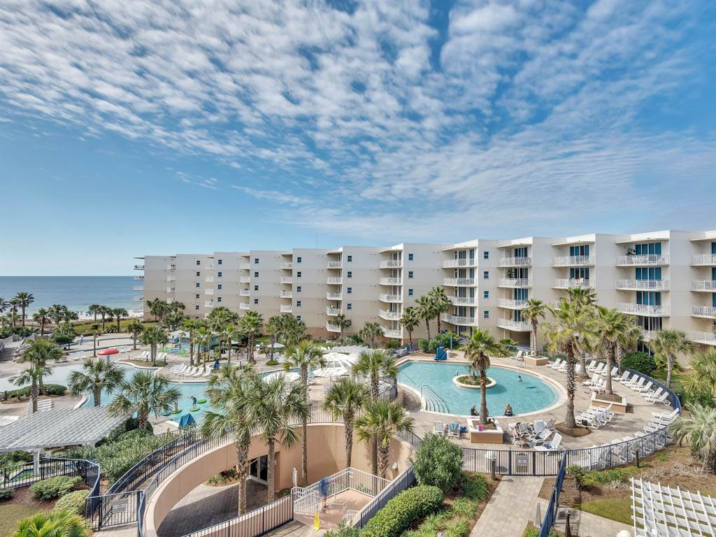 Waterscape A528 Condo rental in Waterscape Condo Rentals in Fort Walton Beach Florida - #1