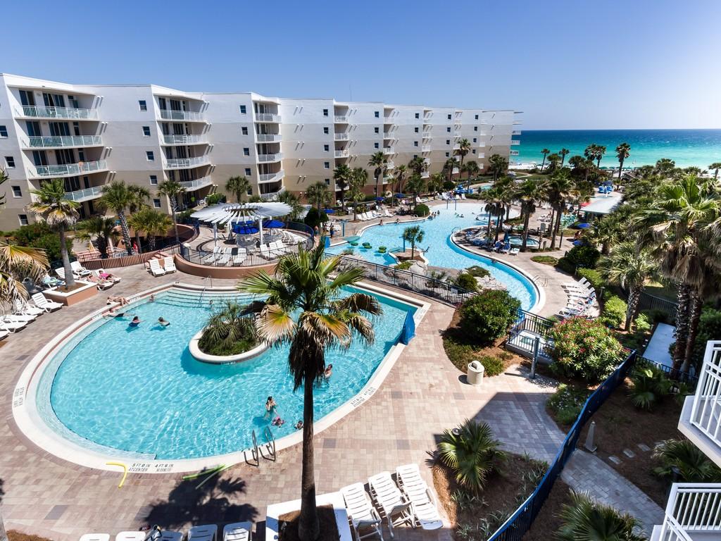 Waterscape B518 Condo rental in Waterscape Condo Rentals in Fort Walton Beach Florida - #23