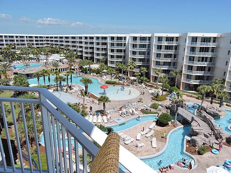 Waterscape B602 Condo rental in Waterscape Condo Rentals in Fort Walton Beach Florida - #45